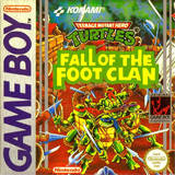 Teenage Mutant Ninja Turtles: Fall of the Foot Clan (Game Boy)